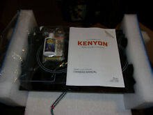 Kenyon B41692 6 1 2 Inch Caribbean 2 Burner Cooktop with Analog Control UL