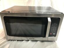 Toshiba EM245A5C SS Microwave Oven   Stainless Steel