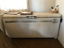 Ben Hur  Mfg Co    Retro Deep Freezer  Chest   Model C229A 1951 or 1957 Antiques