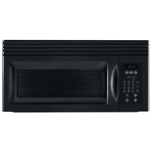 Frigidaire 30  1 5 Cu Ft 900W over The Range Microwave Oven  Black