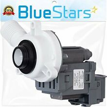 Ultra Durable W10276397 Washer Drain Pump Replacement Part by Blue Stars   Exa