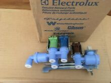 ELECTROLUX REFRIGERATOR WATER VALVE  NEW  242102201