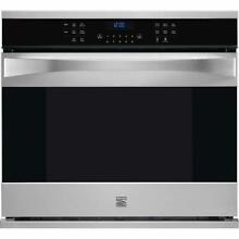 Kenmore Elite 30  Convection Wall Oven  48353 Stainless Steel