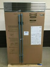 Sub Zero BI 48SID S TH 48  Classic Refrigerator Freezer Stainless Internal H2O