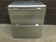 Sub Zero 700BC Refrigerator Freezer  27    Under counter 2 Drawer Unit