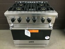 Viking VDR5304BSS 30  PRO Dual Fuel Range 5 Series Stainless 4 Burners