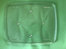 Maytag Rectangle Microwave Glass Tray Plate Part DE63 00383A