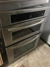 KitchenAid 30 Inch Combination Microwave Wall Oven