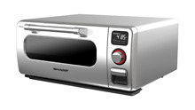 Sharp Superheated Steam Countertop Oven  SSC0586DS    Stainless Steel   New