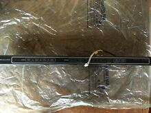 WHIRLPOOL KITCHENAID DISHWASHER CONTROL PANEL  NEW  W10481127