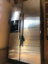Whirlpool stainless steal fridge