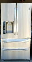 LG LMXS27626S 36  Stainless Steel Series French Door Refrigerator