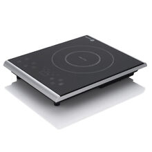 Fagor 1800W 7 Setting Glass Top Portable Induction Magnetic Cooktop 670041470