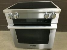 Miele HR1622   30  PRO Induction Freestanding Range Stainless