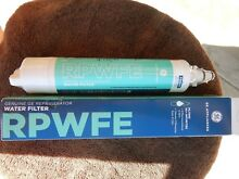 NEW GE RPWFE REFRIGERATOR WATER FILTER SEALED in PACKAGE