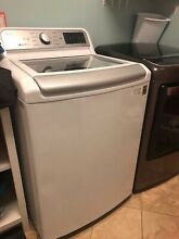 2 year old LG washing machine