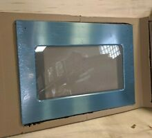 NEW Frigidaire Stainless Steel Wall Oven Door Assembly 318927806 S6