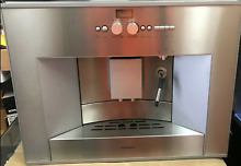 Gaggenau Thermador 24  SS Fully Automatic Built In Coffee Machine CM210710  Disp