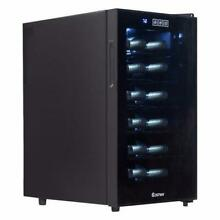 6 12 18 Bottles Thermoelectric Wine Cooler   Eco Friendly