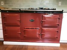 AGA Professional Custom Electric 7 Cooking Station Oven Range