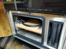 Miele Contourline 24  Stainless Steel Single Electric Wall Oven DG6500