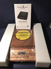 NEW IN BOX Copper Chef Portable Induction Cooktop   Manual In Copper