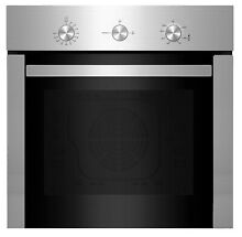 Empava 24 in Gas Oven Stainless Steel Built in NG LPG Convertible 110V 24WOD04