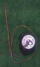 Vintage GE HOTPOINT STOVE RANGE OVEN THERMOSTAT with Knob 276C485P10
