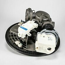 Whirlpool WPW10482502 Dishwasher Pump And Motor Assembly NEW OEM FREE SHIPPING