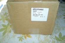 WPW10764668  Icemaker whirlpool    New in box