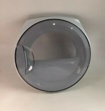 Whirlpool Duet Complete Dryer Door Assembly With Hinge