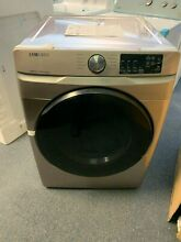 Samsung   7 5 Cu  Ft  10 Cycle Gas Dryer with Steam