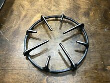 Vintage NOS CHAMBERS Gas Range Cast Iron Burner Grate   Replacement Stove Part