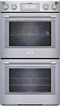 Thermador POD302W 01 Professional Series 30   Double Oven stainless steel