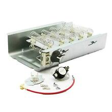Dryer Thermostat Heating Element for Kenmore 66812690 110 67032600 110 69522800