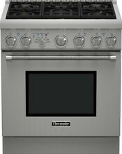 Thermador Pro Harmony 30  5 Star Burners Pro Style Dual Fuel Range PRD305PH  NEW