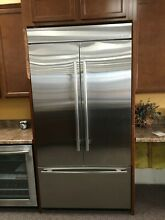 JennAir 42  Built In French Door Refrigerator Stainless Steel JF42NXFXDW05
