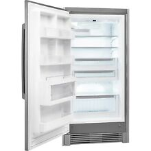 Electrolux Stainless Steel 18 6 upright Freezer EI32AF80QS  Restrictions apply