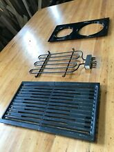 Jenn Air Cook Top Stove Grill Heating Element Iron and Cook Top  Replacement
