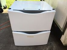 Whirlpool Front Loader Washer Dryer Pedastal Stands  LQQK