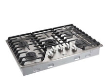 LSCG307ST LG STUDIO 5 Burner 30  Built In Gas Cooktop Stainless Steel Brand New