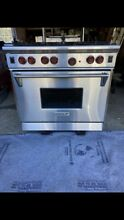 36  Natural Gas Wolf Range with 6 burners R366