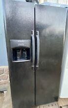 Side By Side Frigidaire Refrigerator Good Condition