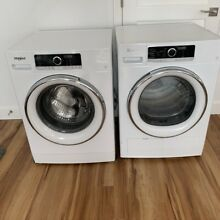 Whirlpool compact washer and ventless dryer  extended Best Buy warranty to 4 22