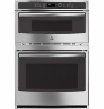 GE 30  Combination Double Wall Oven Model   JT3800SHSS  700