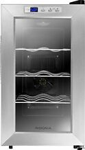 Insignia  8 Bottle Wine Cooler   Stainless steel