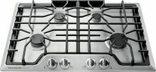 NEW Frigidaire Gallery 30   Gas Cooktop FGGC3045QS Stainless Steel