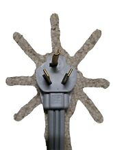 3 Prong  Universal Electric Dryer Power Cord  6 foot  3 wire  30 amp