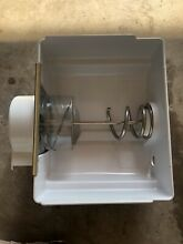 GE Refrigerator Ice Container Bin Bucket Assembly Wr17x23255 Wr17x11419