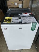 4 7 cu  ft  Top Load Washer with Pretreat Station    OPEN BOX